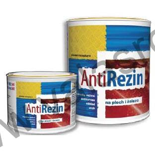 AntiRezin 750 ml zelená